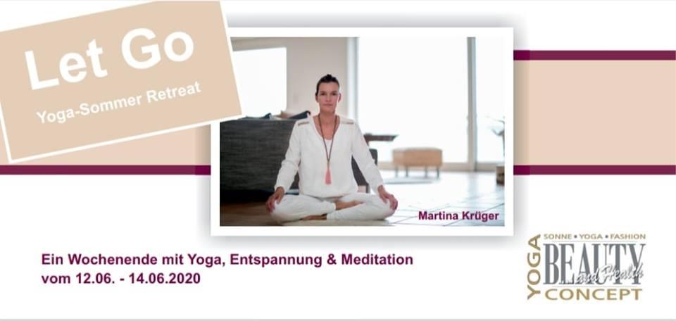 """Let Go"" – Yoga Retreat"